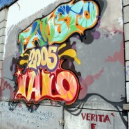 Fausto e Iaio – Murales 2005