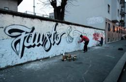 Fausto e Iaio – Murales 2007