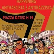 29 aprile 2016 per ricordare Gaetano Amoroso e per contrastare i rigurgiti fascisti